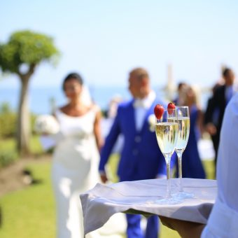 Magadalena & Regis wedding Marbella